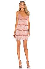 NBD Carter Embellished Mini Dress in Pink