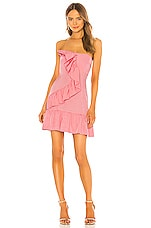 NBD Chelle Mini Dress in Pink