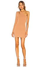 NBD Devyn Mini Dress in Nude