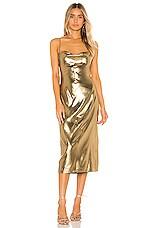 NBD Mina Dress in Gold