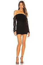 NBD Echo Dress in Black