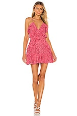 NBD Mugsy Mini Dress in Pink