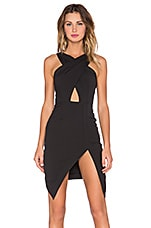 NBD x REVOLVE Up To Me Dress in Black