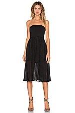 NBD Ever After Dress in Black