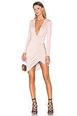 NBD Coco Dress in Off Slate