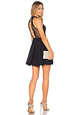 NBD Gimmie More Dress in Navy