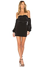 NBD Sandy Dress in Black
