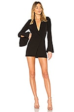 NBD Como La Flor Suit Dress in Black