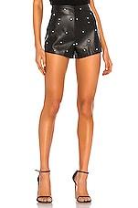 NBD Rudie Shorts in Black
