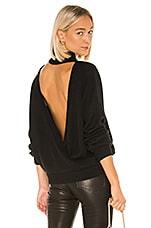 NBD Bela Sweater in Black