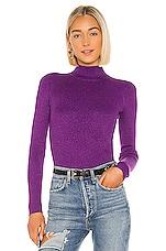 NBD Alter Ego Sweater in Purple