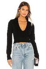 NBD Novalie Sweater in Black