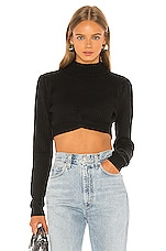 NBD Blair Sweater in Black