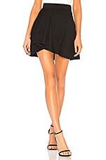 NBD Abernathy Mini Skirt in Black