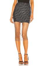 NBD Madison Skirt in Black