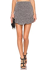 Headliner Skirt in Heather Grey