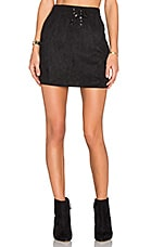 x REVOLVE Danna Skirt in Black