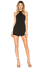 NBD Radley Romper in Black