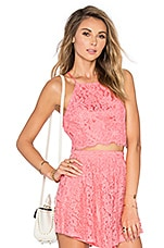 Break The Ice Top en Rose Sorbet