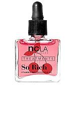 NCLA So Rich Vitamin-E Infused Cuticle Oil in Cherry Bomb