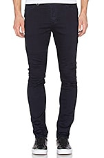 Sharp Iggy Skinny Jeans en Indigo Raw