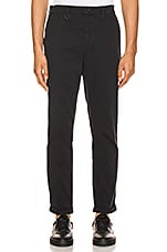 NEUW Studio Pant in Black
