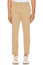 NEUW Studio Pant in Washed Sand