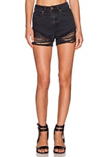 Lola Short in Busted Black