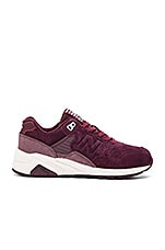 Meteorite Collection Sneaker en Bordeaux