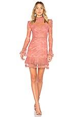NICHOLAS Thalia Dress in Dusty Pink