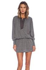 Nicholas K Luke Hoody Dress in Grey Heather