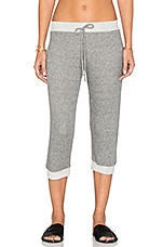 PANTALON SWEAT CROPPED