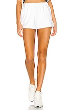 Nike NRG Short in White