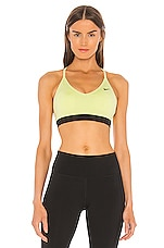 Nike Indy Sports Bra in Limelight