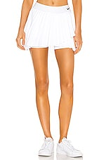 Nike Elevated Victory Skirt in White
