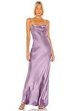 NILI LOTAN Juella Gown in Lilac