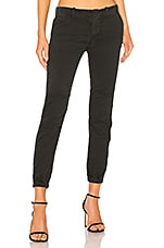 NILI LOTAN French Military Pant in Black