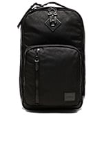 Visitor Backpack in Black