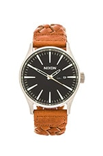 MONTRE THE SENTRY LEATHER