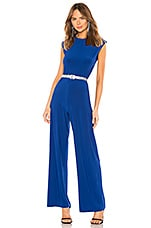 Norma Kamali x REVOLVE Sleeveless Jumpsuit in Berry Blue