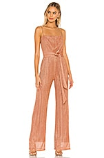Nookie X REVOLVE Mystery Jumpsuit in Copper