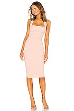 Nookie X Revolve Boulevard Midi Dress in Prima