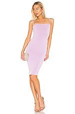 Nookie x REVOLVE Charlize Midi Dress in Lilac
