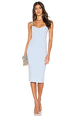 Nookie x REVOLVE Allure Midi Dress in Dusty Blue