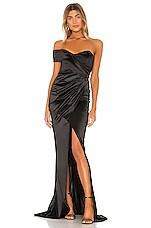 Nookie Zodiac Gown in Black
