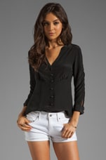 Twister Bullride Top in Black