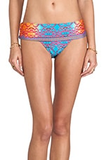 Bejeweled Dreamer Bikini Bottom in Multi