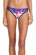 Fleur de la Mer Charmer Bikini Bottoms in Multi