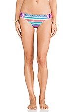 Charmer Bikini Bottom in Multi