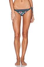 Paloma Vamp Bikini Bottom in Multi
